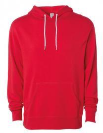 Unisex Lightweight Hooded Pullover