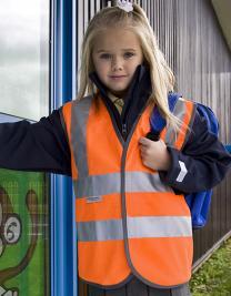 Junior Safety Hi-Vis Vest